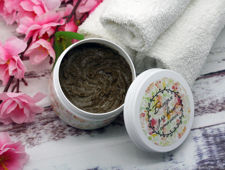Пилинг паста для волос и кожи головы, Бальзамы, Москва, Фото №1