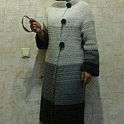 """Одежда ручной работы. Ярмарка Мастеров - ручная работа Пальто""""Эдит"""". Handmade."""