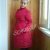 Одежда ручной работы. Ярмарка Мастеров - ручная работа Демисезонное пальто. Handmade.