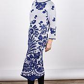 Одежда ручной работы. Ярмарка Мастеров - ручная работа Платья вязаные готовые. Handmade.