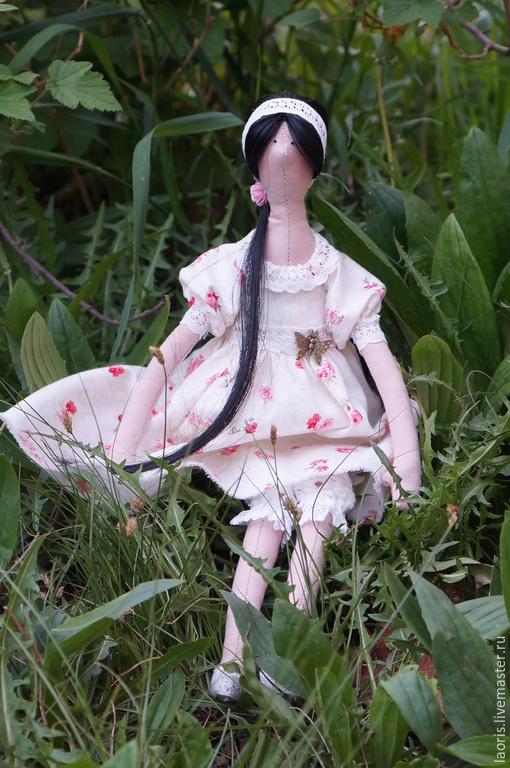Куклы Тильды ручной работы. Ярмарка Мастеров - ручная работа. Купить Белоснежка. Handmade. Кукла ручной работы, подарок женщине