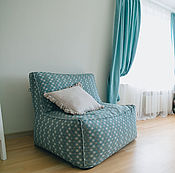Для дома и интерьера ручной работы. Ярмарка Мастеров - ручная работа Модульное кресло (американский хлопок). Handmade.