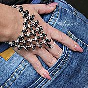 Украшения handmade. Livemaster - original item Jewelry made of crystal