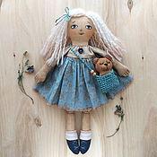 Куклы и игрушки ручной работы. Ярмарка Мастеров - ручная работа Чердачная кукла 30см. Handmade.