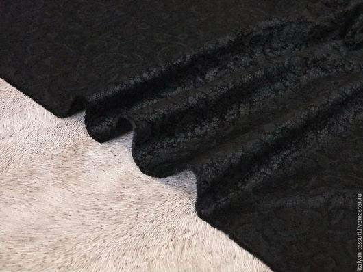 Шитье ручной работы. Ярмарка Мастеров - ручная работа. Купить VALENTINO жаккард костюмно-пальтовый, Италия. Handmade. Комбинированный