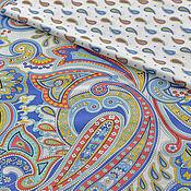 Материалы для творчества ручной работы. Ярмарка Мастеров - ручная работа Ткань для пэчворка Ткани компаньоны Вера Брэдли. Handmade.