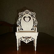handmade. Livemaster - original item Doll chair 1560. Handmade.