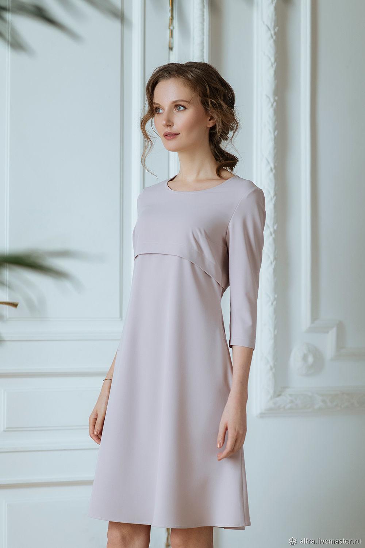 4de8fd50ca58b3a Летнее платье до колена – купить в интернет-магазине на Ярмарке ...