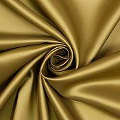 Материалы для творчества handmade. Livemaster - original item Fabric: Italian viscose mustard color lining. Handmade.