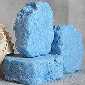 """Косметика ручной работы. Ярмарка Мастеров - ручная работа """"О море..."""". Натурально минеральное мыло. Handmade."""