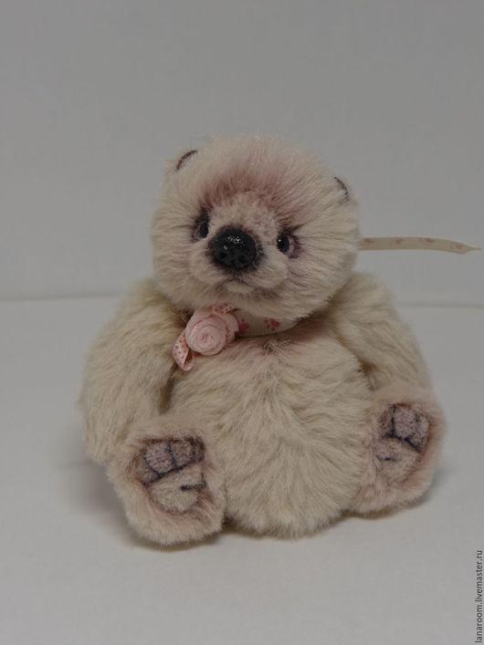 Мишки Тедди ручной работы. Ярмарка Мастеров - ручная работа. Купить мишка тедди Лулу (10,5 см). Handmade.
