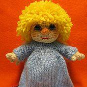 """Куклы и игрушки ручной работы. Ярмарка Мастеров - ручная работа Мастер-класс """"Солнечный Ангел"""". Handmade."""