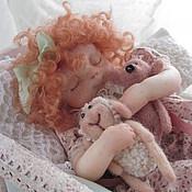 """Куклы и игрушки ручной работы. Ярмарка Мастеров - ручная работа """" Сплюшечка Фэй"""". Handmade."""