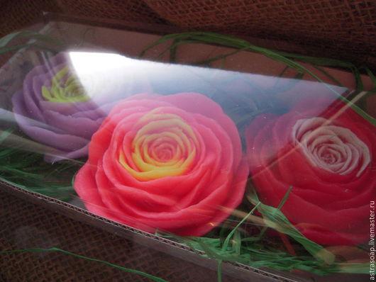 Пример оформления подарочного набора в  подарочной коробке.
