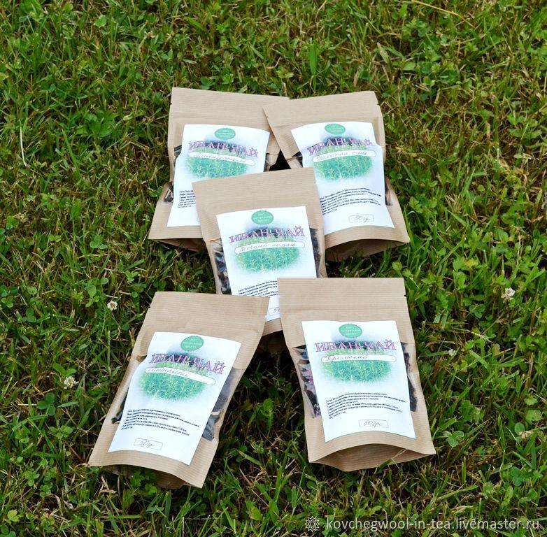 Набор иван-чая Сказка 250гр, Травы, Торжок,  Фото №1