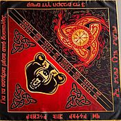 Фен-шуй и эзотерика handmade. Livemaster - original item Bandana headscarf Bear power-Scandinavian style. Handmade.