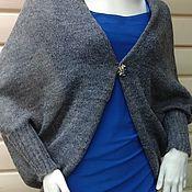 Одежда handmade. Livemaster - original item Cardigan Cape Bolero. Handmade.