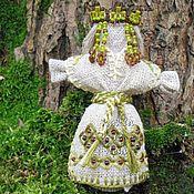 Русский стиль ручной работы. Ярмарка Мастеров - ручная работа Народная кукла, кукла ручной работы, сувенирная кукла, тряпичная кукла. Handmade.