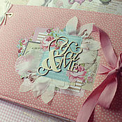 Канцелярские товары handmade. Livemaster - original item Wedding album
