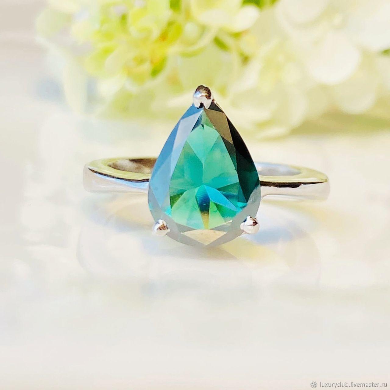 17P diamond ring 'Harmony' buy, Rings, Tolyatti,  Фото №1