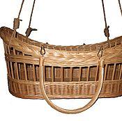 Для дома и интерьера handmade. Livemaster - original item Hanging cradle