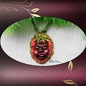 Pendants handmade. Livemaster - original item Unusual pendant