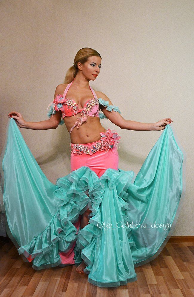 Costume for bellydance Tiffany, Suits, St. Petersburg,  Фото №1