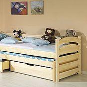 Кровати ручной работы. Ярмарка Мастеров - ручная работа Детская кровать №3. Handmade.