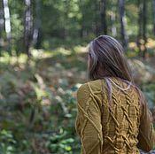 Одежда ручной работы. Ярмарка Мастеров - ручная работа Горчичная осень. Handmade.