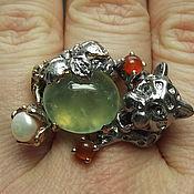 Rings handmade. Livemaster - original item R18 R-Ring