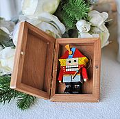 Подарки к праздникам handmade. Livemaster - original item Book-box