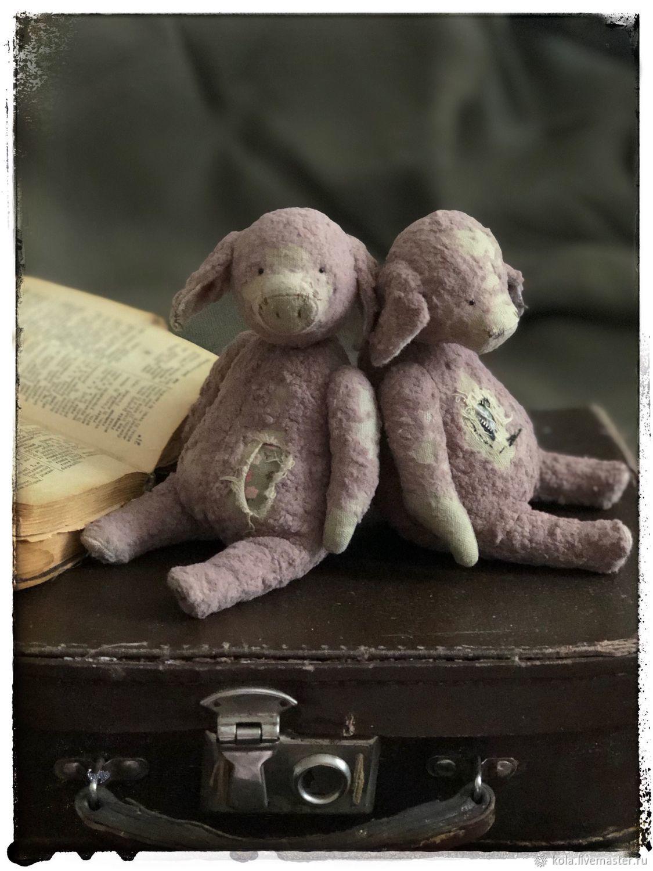 Pig Teddy Vanya, Teddy Toys, Moscow,  Фото №1