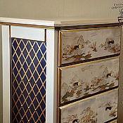 Для дома и интерьера ручной работы. Ярмарка Мастеров - ручная работа Большой комод с восточными мотивами. Handmade.