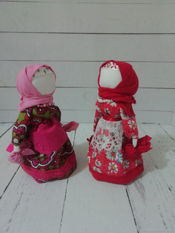 Guardian home guardian, Folk Dolls, Vyazma,  Фото №1