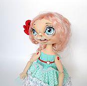 Куклы и игрушки ручной работы. Ярмарка Мастеров - ручная работа Кукла текстильная интерьерная. Милочка. Handmade.