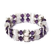 Фен-шуй и эзотерика handmade. Livemaster - original item Bracelet made of stones