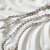Украшения handmade. Livemaster - original item 50 cm chain