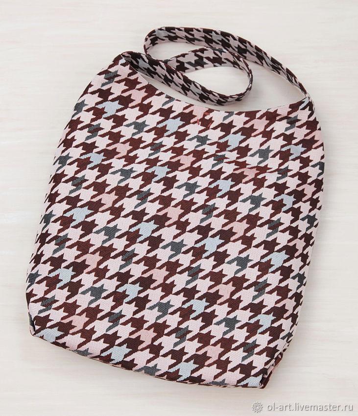 Сумка-мешок из гобелена Universal pink, Сумка-мешок, Серпухов,  Фото №1