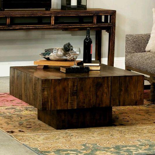 Мебель ручной работы. Ярмарка Мастеров - ручная работа. Купить ЭКО-столик на заказ. Handmade. Эко столик, эко, москва