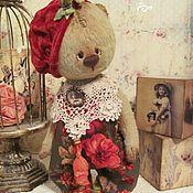 Куклы и игрушки ручной работы. Ярмарка Мастеров - ручная работа Мишка Марк. Handmade.