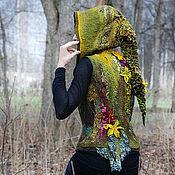 Одежда ручной работы. Ярмарка Мастеров - ручная работа Триана- предвестница весны. Handmade.