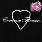 Материалы для творчества handmade. Livemaster - original item The petal cutter mallow, plastic. Handmade.