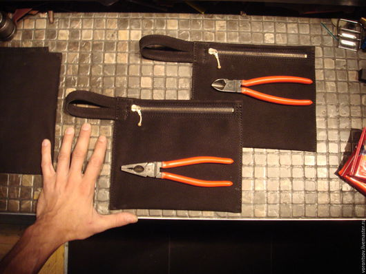 Сумки и аксессуары ручной работы. Ярмарка Мастеров - ручная работа. Купить простая форма.. Handmade. Черный, легко, время