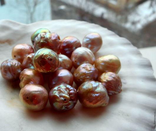 Для украшений ручной работы. Ярмарка Мастеров - ручная работа. Купить касуми 10-13 мм - на выбор (kasumi like, жемчуг натуральный). Handmade.