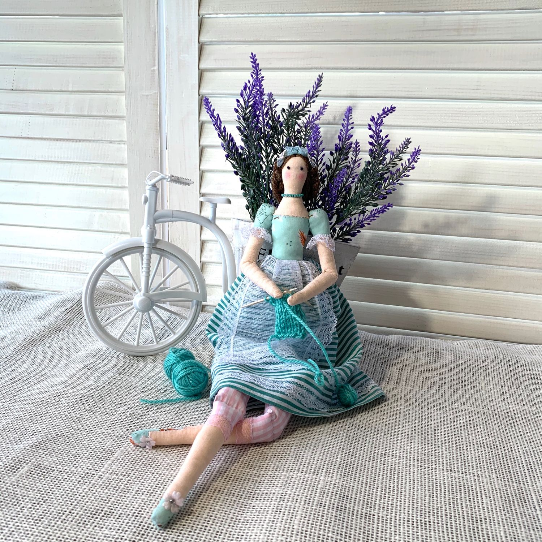 Тильда Интерьерная текстильная кукла, Игрушки, Сергиев Посад,  Фото №1