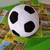Куклы и игрушки handmade. Livemaster - original item Soccer ball.. Handmade.