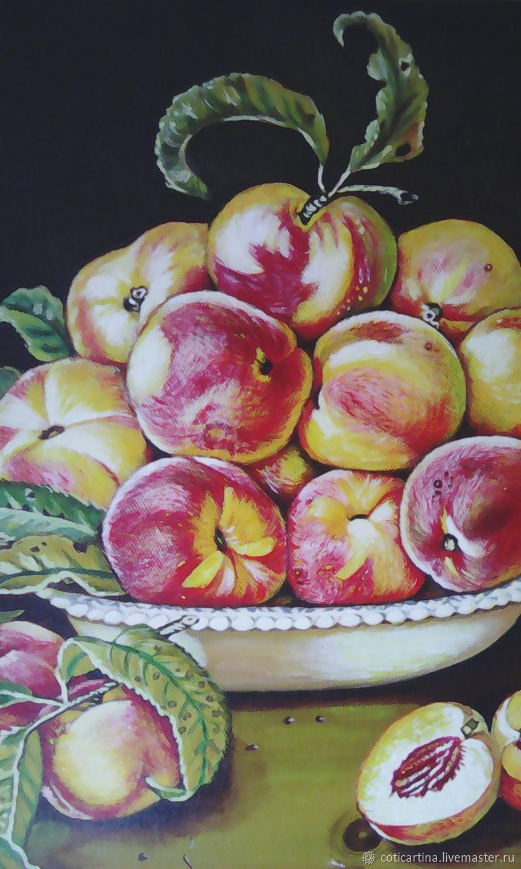 Открытки с персиками, днем