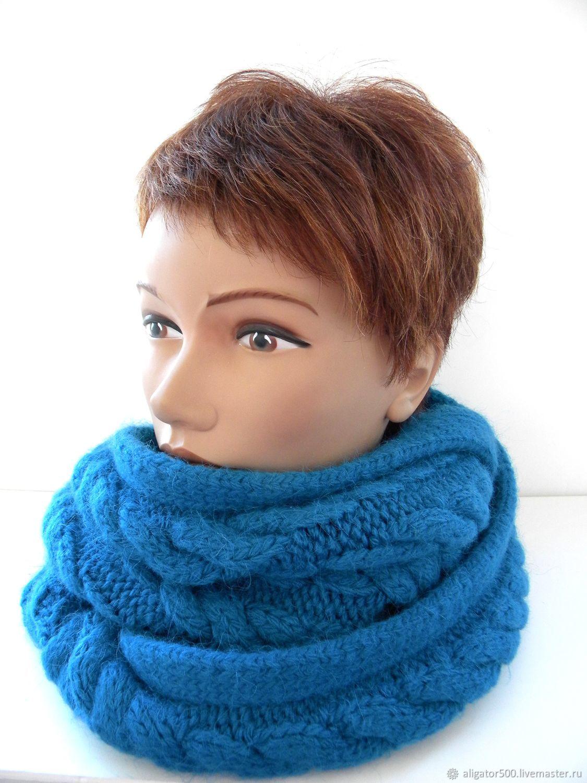 19c324ca37dd Снуд вязаный. Снуд шарф хомут. Купить снуд – купить в интернет-магазине на  Ярмарке ...