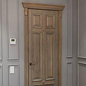 Для дома и интерьера handmade. Livemaster - original item Door oak. Handmade.