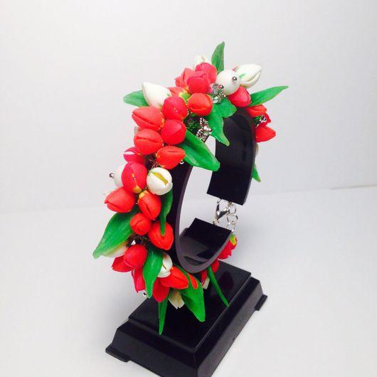 Комплекты украшений ручной работы. Ярмарка Мастеров - ручная работа. Купить В ожидании весны (2). Handmade. Комбинированный